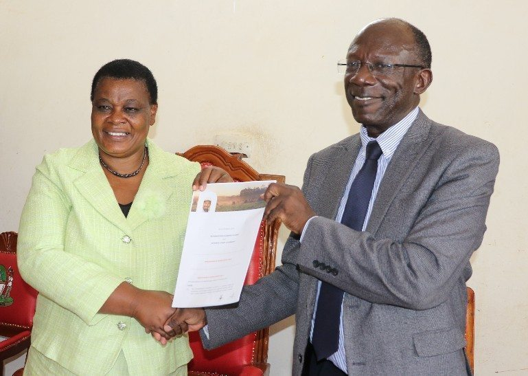 Memorandums Of Understanding Signed In Kenya