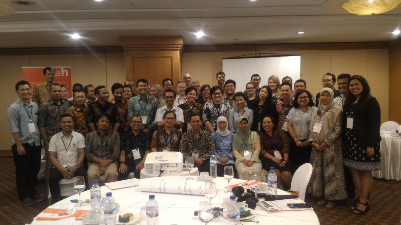 Inception Workshop In Collaboration With Humanitarian Forum Indonesia