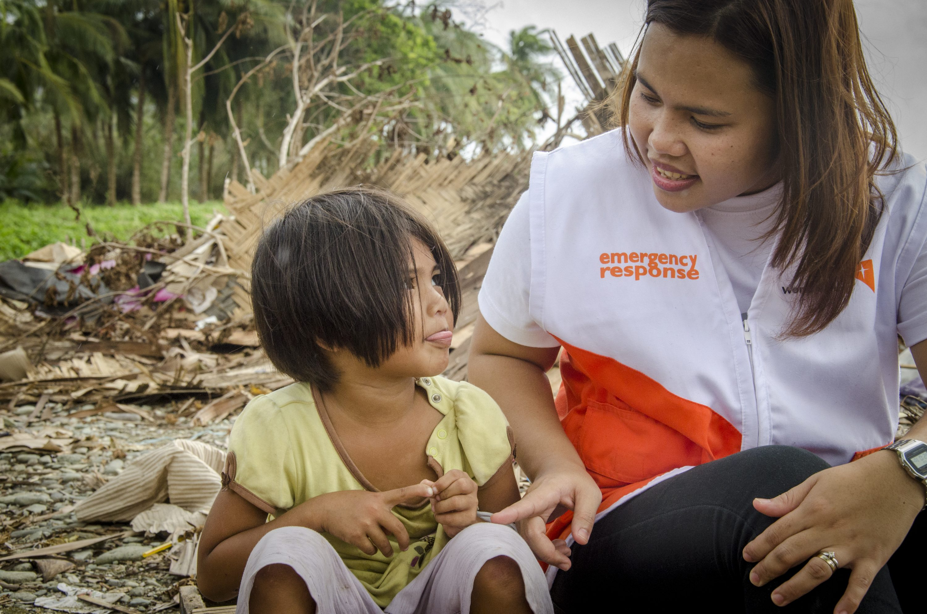 New Partnership Launched With WorldVision International