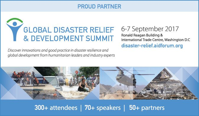 Last Chance To Join Global Disaster Relief & Development Summit