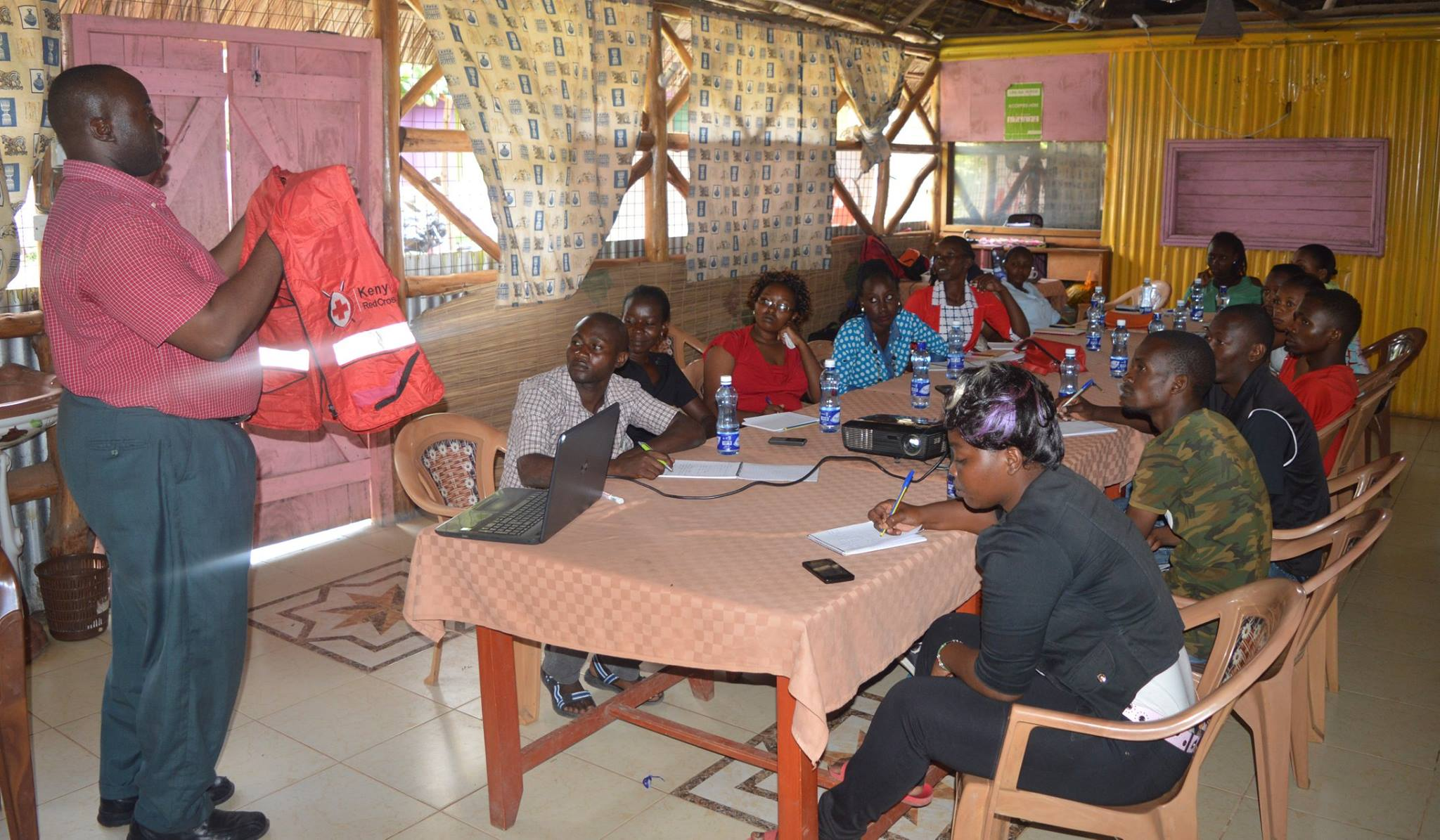 Training Communities In Kenya To Ensure Better Response In Emergencies
