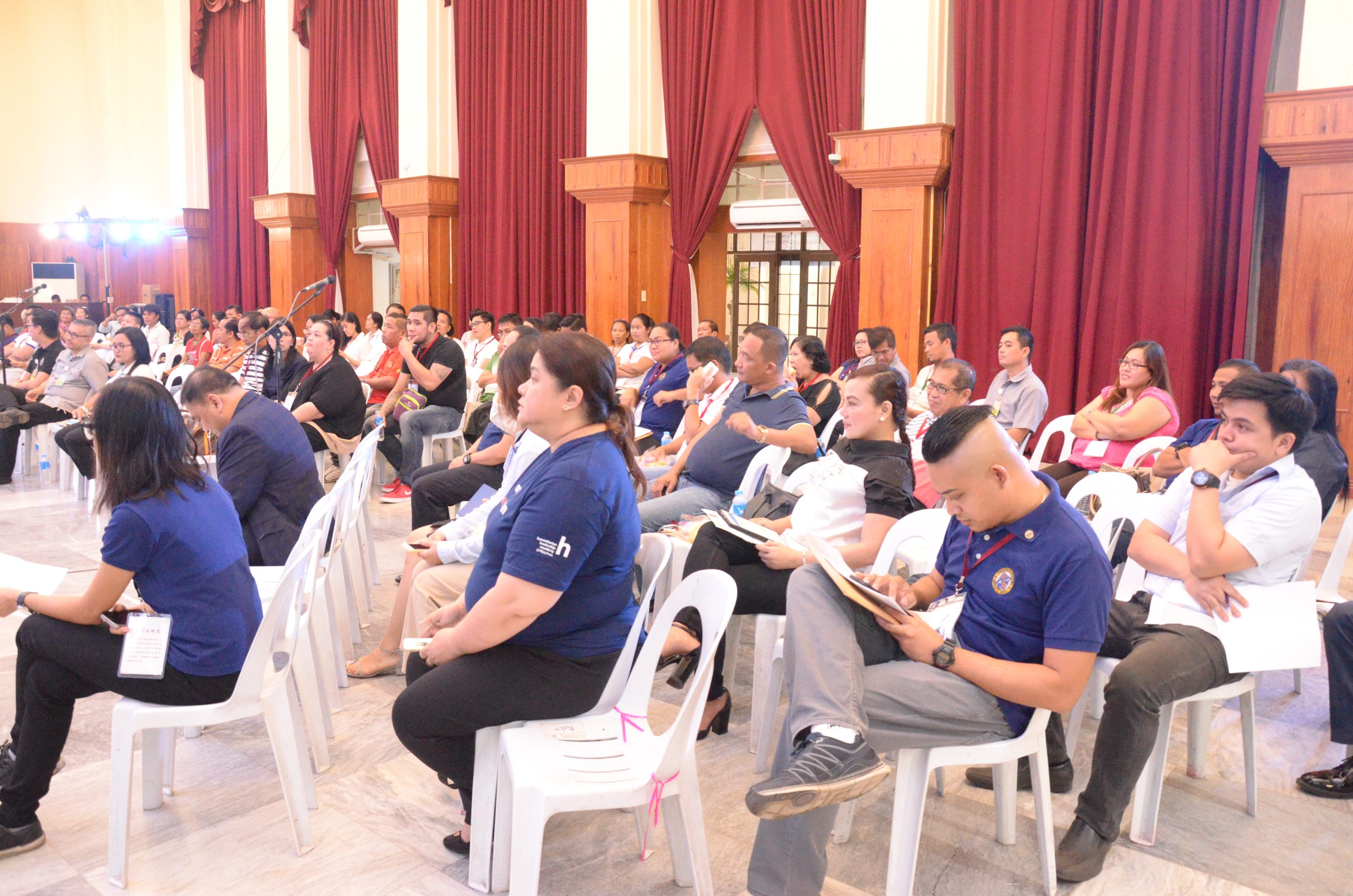 Scaling Up Business Continuity Management In Cebu Province