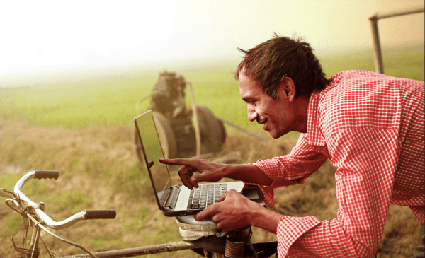 Man With Laptop – Kaya Global Learning – Getty Images