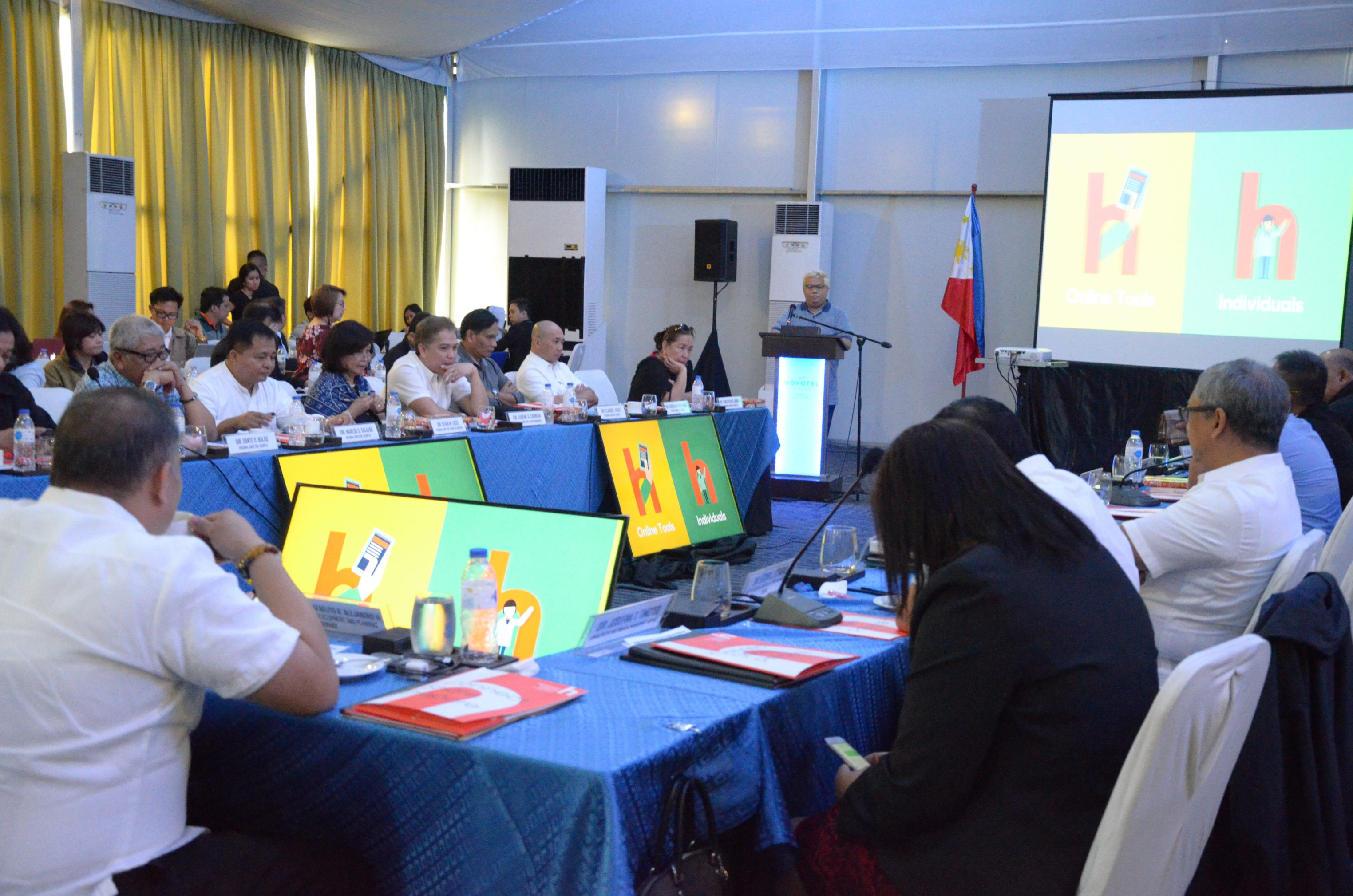 OCD And NDRRMC Staff Joins Philippine Disaster Risk Reduction And Management System Module User Testing