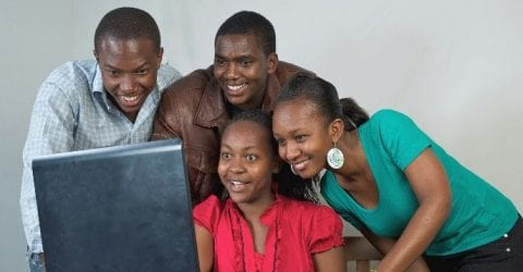 The Next Frontier In Solving Africa's Problems – ELearning