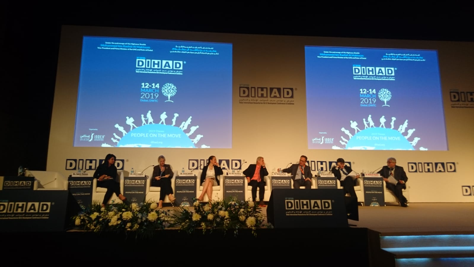 The Middle East As A Humanitarian Hub: What I Learned At DIHAD