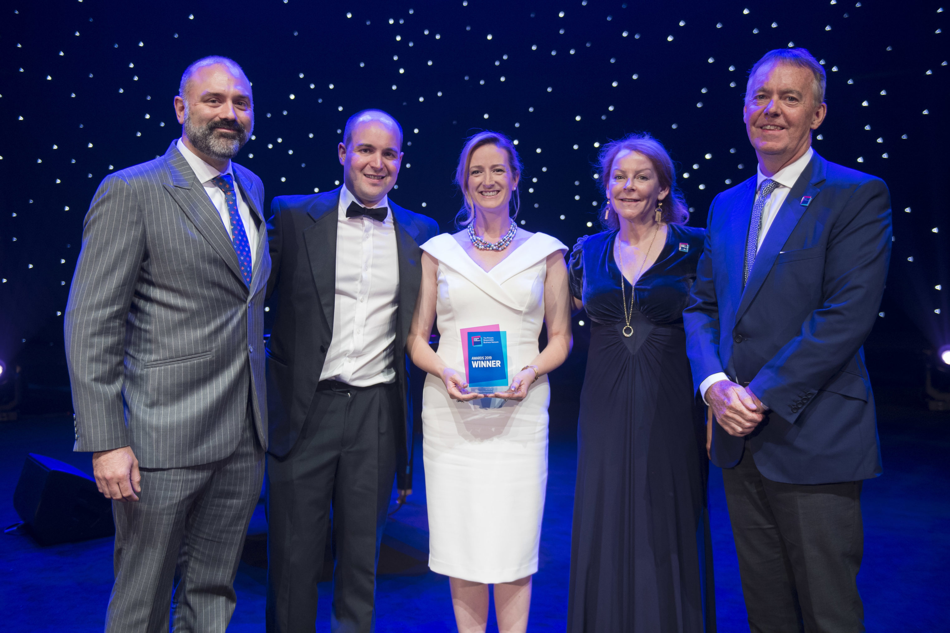 Business Continuity Planning: Winner Of The 'Developing Resilience' Award